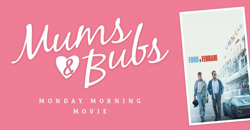 Cinema mums and bubs 16Dec