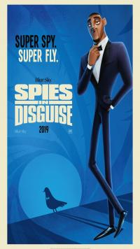 Spies in Disguise HD2