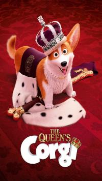 The Queen s Corgi HD2